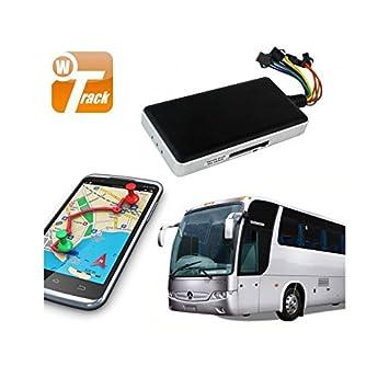 Zesfor Localizador GPS Autobús - Tipo 7 (Alta precisión y Funciones Especiales): Amazon.es: Coche y moto