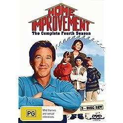 Home Improvement Season 4 | 3 Discs | NON-USA Format | PAL | Region 4 Import - Australia