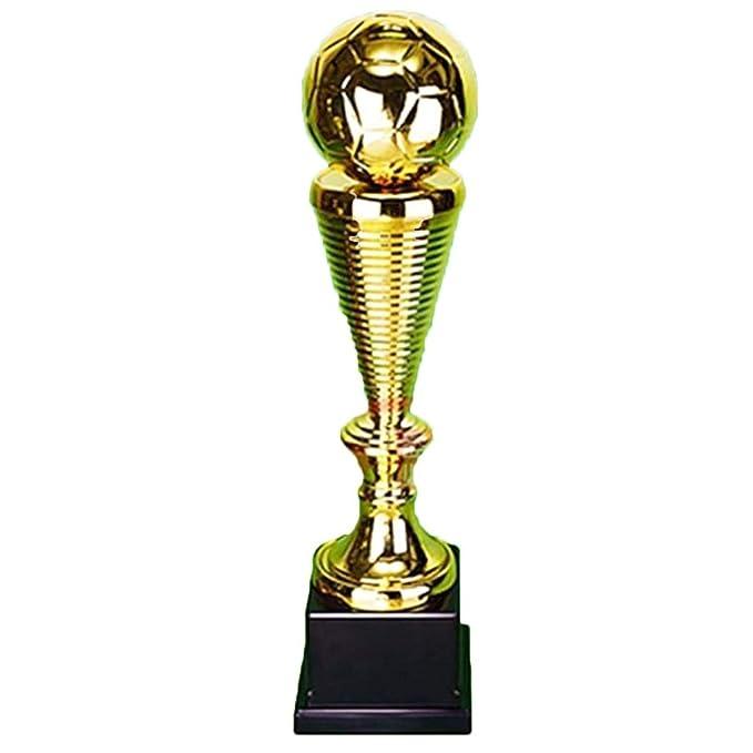 Trofeos de Oro mármol Base conmemorativo Champions Trophy Menaje ...