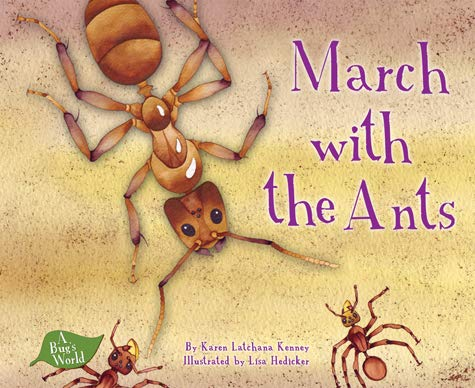 March With the Ants (A Bugs World)