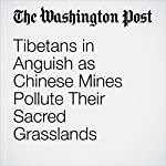 Tibetans in Anguish as Chinese Mines Pollute Their Sacred Grasslands | Simon Denyer