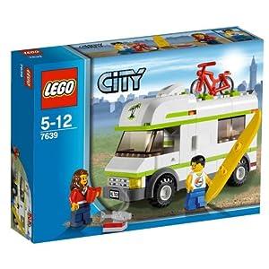 lego city 7639 camper toys games. Black Bedroom Furniture Sets. Home Design Ideas