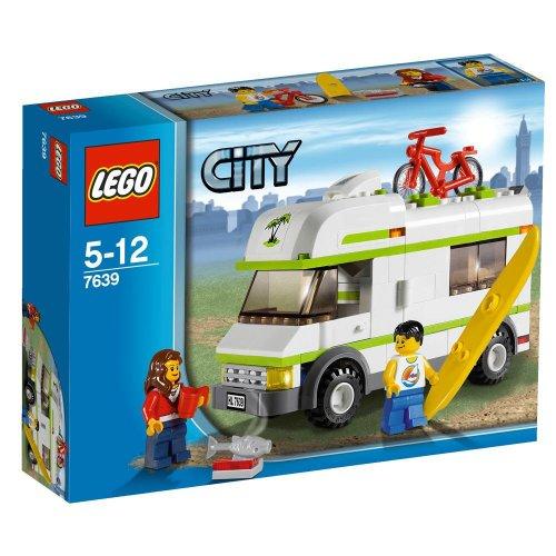 lego city camper van set - 5