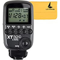 Godox XT32C HSS 1/8000s Build-in 2.4G Wireless Power Control Flash Trigger for Canon (XT32C)
