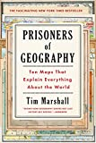 Book cover for Prisoners of Geography: Ten Maps That Explain Everything About the World