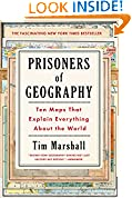 #1: Prisoners of Geography: Ten Maps That Explain Everything About the World