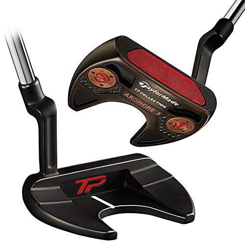 Golf Collection (TaylorMade 2018 TP Black Copper Collection (Ardmore 3 Putter, SuperStroke, Right Hand, 34 Inches))