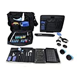Electronics Professional Business Toolkit for iPhones, Smart Phones, Cell Phones, Tablets, Laptops, Computers, Games Devices, and Electronics