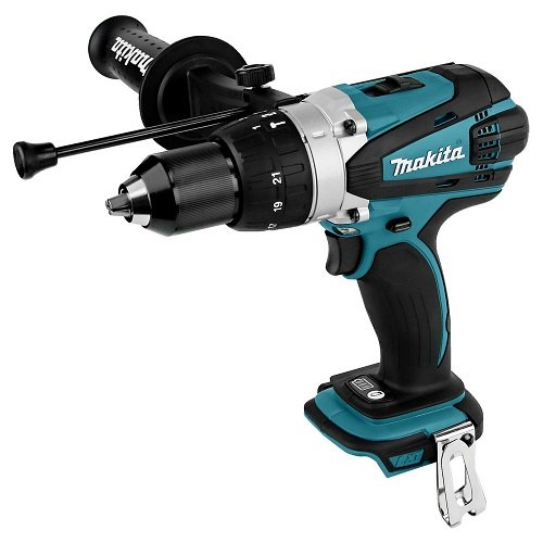 Makita 18V 16mm Cordless Body Only Lithium-Ion Compact 2-Speed Combi Drill ZMAK-BHP458Z