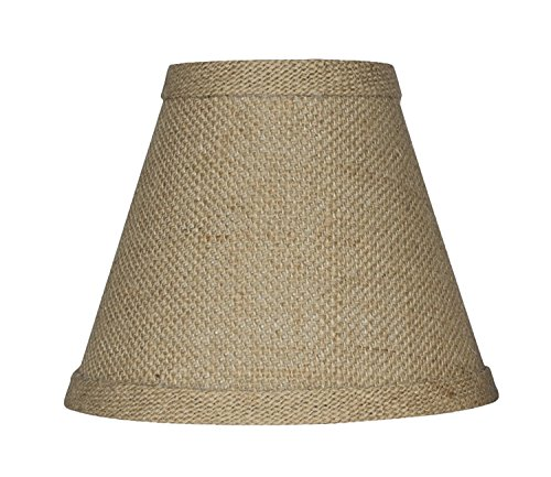 Urbanest 1100328 Chandelier Lamp Shade 6 Inch Hardback