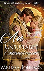 An Unsuitable Entanglement (Guardian Angel Series Book 2)