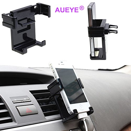 Car Cigarette Holder,Conditioner Vehicle Air Vent Mount Portable GPS Stand For Samsung S7 iPhone 7,Card Organizer Cigar Boxes-Width 58-85mm Depth (How To Make A Cigarette Holder)