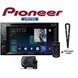 Pioneer AVH-1440NEX 6.2 DVD Receiver Apple CarPlay and ND-BC8 backup camera and a SOTS Lanyard