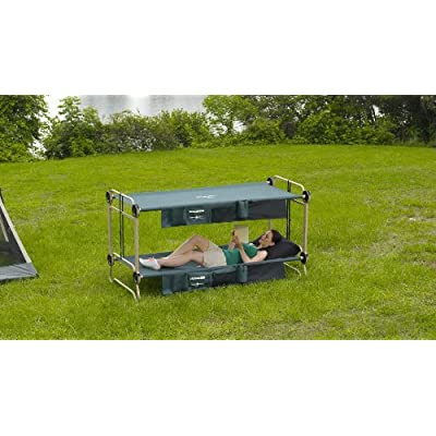 Disc-O-Bed X-Large with Organizers: Sports & Outdoors