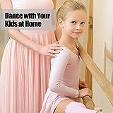 Umeken Wood Ballet Barre 4 Foot Aluminum Height