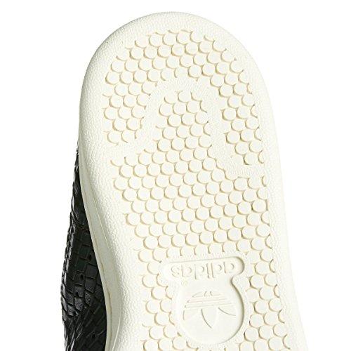 Adidas, Donna, Stan Smith Cf snakeskin black, Pelle, Sneakers, Nero