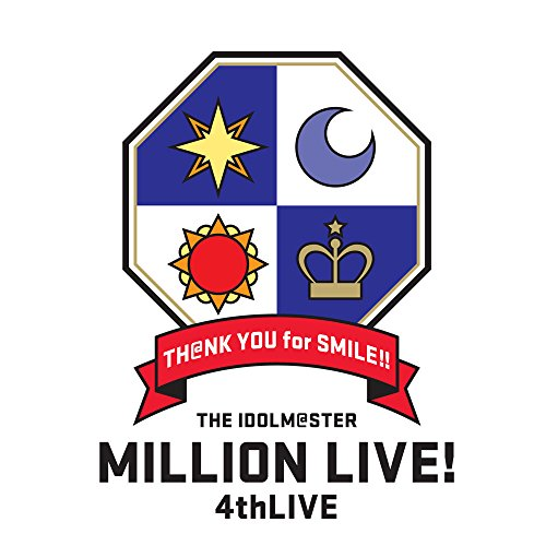 The Idolmaster Million Live. 4thlive TH @ nk You For Smile. Live Blu-ray Complete The @ TER