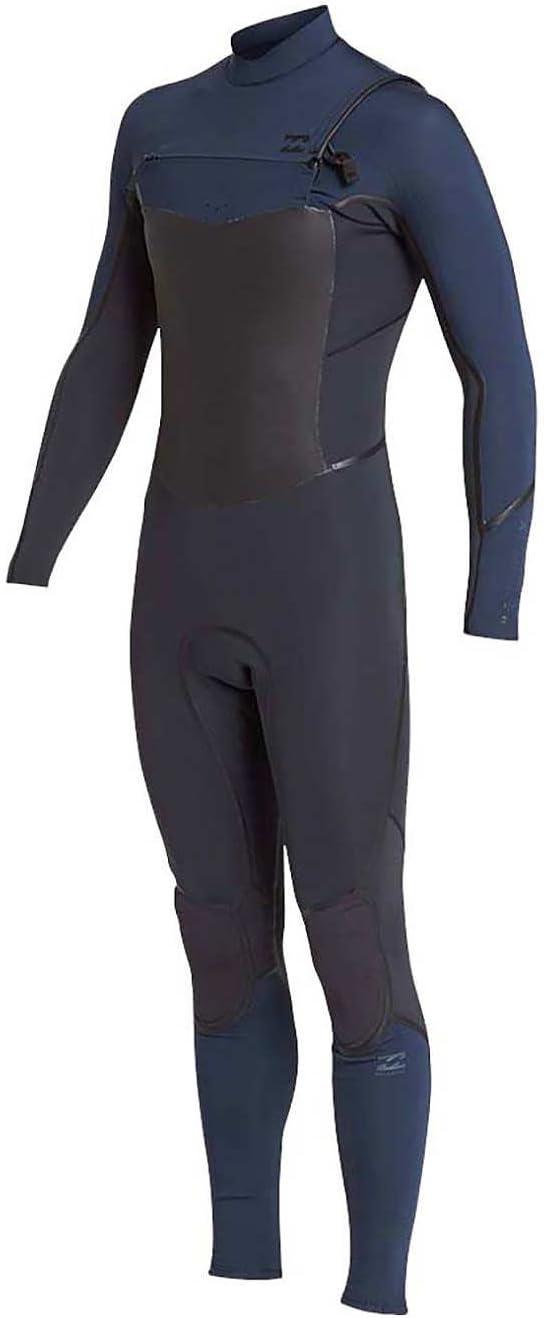 Billabong 2018 / 19炉絶対X 5 / 4 mm Chest Zip Wetsuitスレートl45 m07 Medium Tall