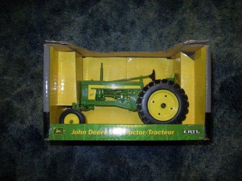 Ertl John Deere M6 520 Tractor - Authentics Model Ertl Diecast
