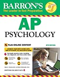 img - for Barron's AP Psychology, 8th Edition: with Bonus Online Tests book / textbook / text book