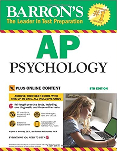 Amazon barrons ap psychology 8th edition with bonus online barrons ap psychology 8th edition with bonus online tests 8th edition fandeluxe Image collections