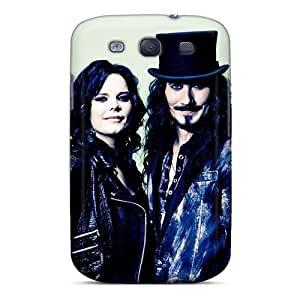 IEW350mDfx Case Cover, Fashionable Galaxy S3 Case - Nightwish Band