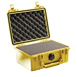Pelican 1150 Case with Foam for Camera (Yellow)