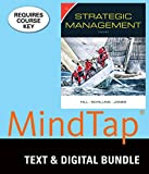 img - for Bundle: Strategic Management: Theory: An Integrated Approach, Loose-Leaf Version, 12th + LMS Integrated for MindTap Management, 1 term (6 months) Printed Access Card book / textbook / text book