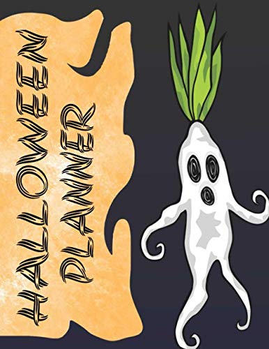 Zombie Halloween Food Ideas (Halloween Planner: Undated Organizer for Activities, Party Planning, Budget, Decorations, &)