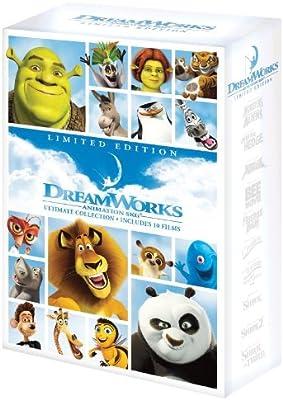 Pack Dreamworks: la colección definitiva 10 películas DVD: Amazon ...