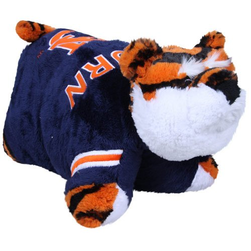 Auburn Tigers Throw Pillow - NCAA Auburn Tigers Pillow Pet