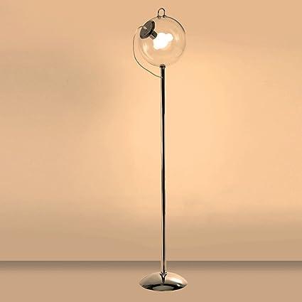 size 40 d388b 8995d LED Floor Lamp, Iron Art Energy Saving Lamp, Glass Ball ...