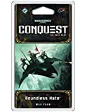 Warhammer 40,000 Conquest LCG Boundless Hate War Pack Card Game