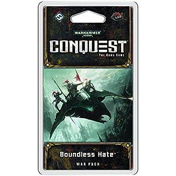 Amazon.com: Warhammer 40 K Conquest LCG: La Guerra Flagelo ...
