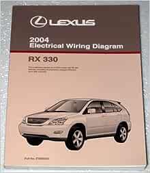 2004 Lexus RX330 Electrical Wiring Diagram (MCU33, 38 ...