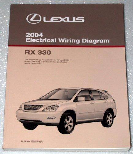 [ANLQ_8698]  2004 Lexus RX330 Electrical Wiring Diagram (MCU33, 38 Series): Toyota Motor  Corporation: Amazon.com: Books | Lexus Rx330 Wiring Diagram |  | Amazon.com
