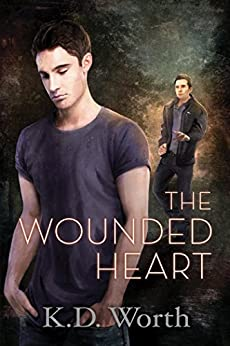 The Wounded Heart (The Grim Life Book 2) by [Worth, K.D.]