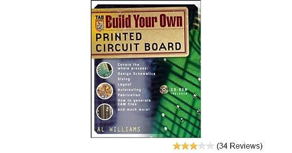build your own printed circuit board al williams 9780070054080