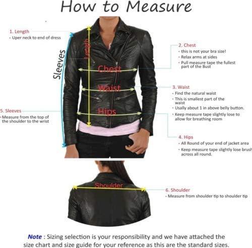 Travel Hide Womens Lambskin Leather Jacket Slim fit Biker Jacket TW008