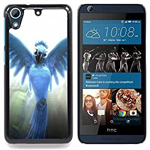 For HTC Desire 626 & 626s - Angel Bird /Modelo de la piel protectora de la cubierta del caso/ - Super Marley Shop -