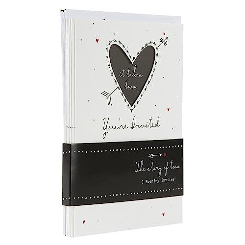 Hallmark Invitations Wedding: Wedding Invitation Packs: Amazon.co.uk