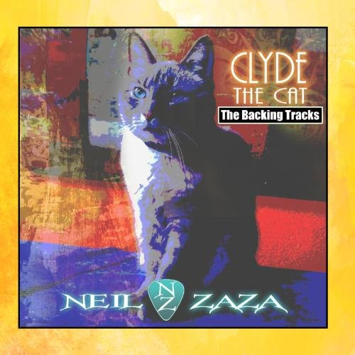 Price comparison product image Clyde the Cat-The Backing Tracks
