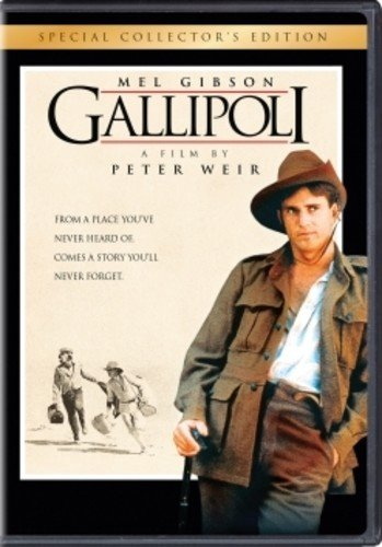 DVD : Gallipoli (Widescreen, Dolby, AC-3, Mono Sound)
