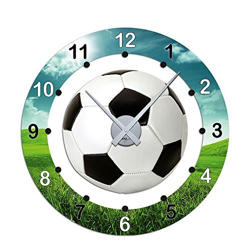 wall-sticker-with-clockwork-mechanism-and-numbers-for-boys-room-football-design-uhr-kupfer