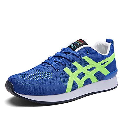 red-dandelion-men-fly-weave-lace-up-walking-runing-sneakers-lightweight-shoes-size-8-us-blue