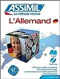 L'Allemand ; Livre + CD Audio (x4)