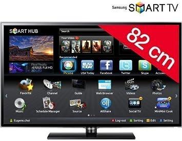 Samsung televisor LED Smart TV UE32ES5500 + 3 años de garantía: Amazon.es: Electrónica