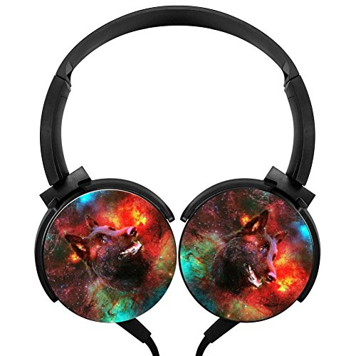 Price comparison product image Hound Universe Over-ear Noise cancelling Lightweight Headphone