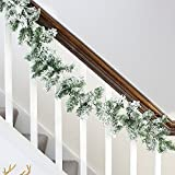 Zest 4 Toyz Garlands for Christmas Home Decor (Multicolour, 5 ft)
