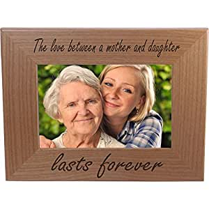Amazoncom Customgiftsnow The Love Between A Mother And Daughter